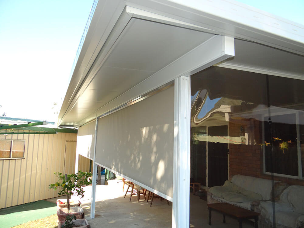 Outdoor Screen Sunshine Coast