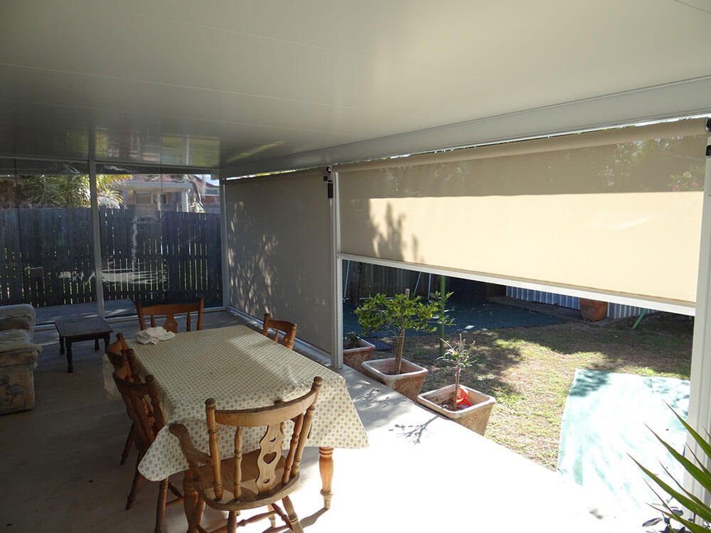 Outdoor Screens & Blinds Brisbane