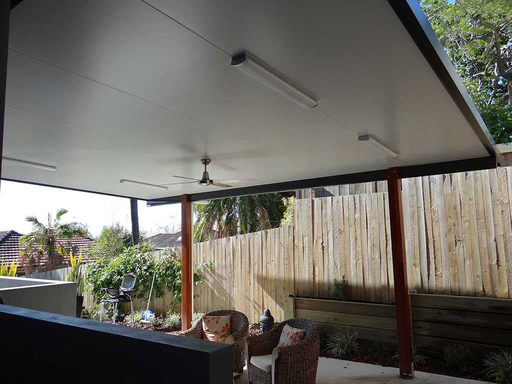 Stratco Insulated Roof Panels Brisbane