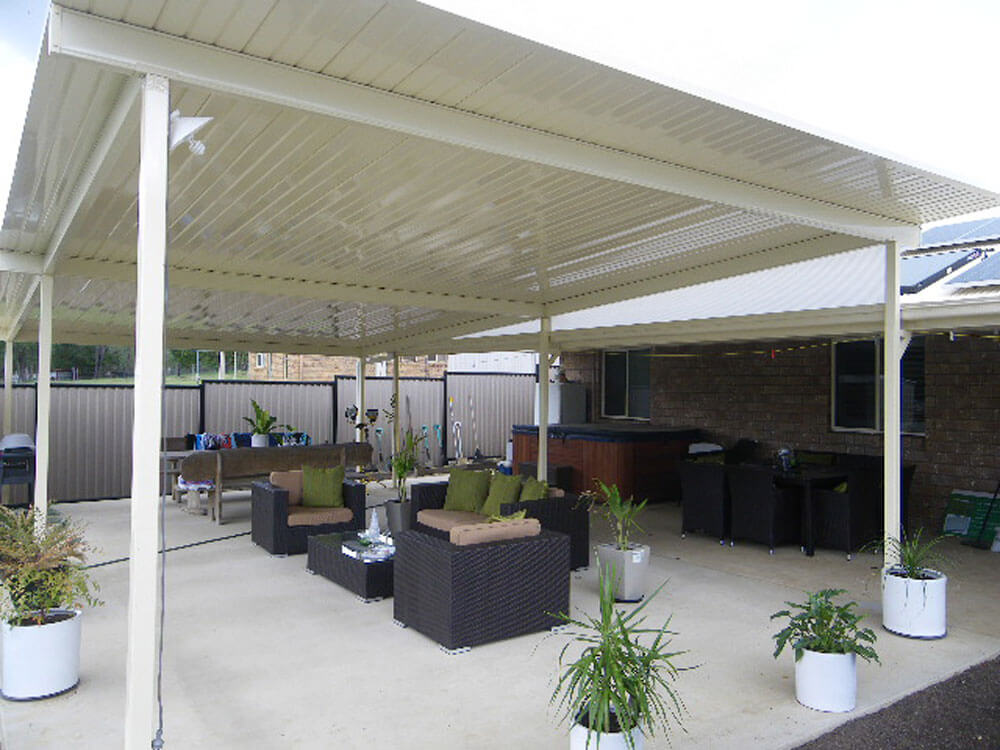 Outback Deck Roofing Brisbane