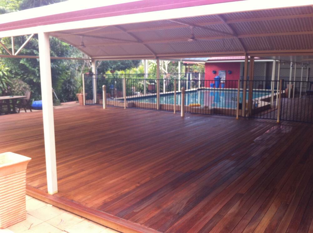 Floating Deck Timber Brisbane