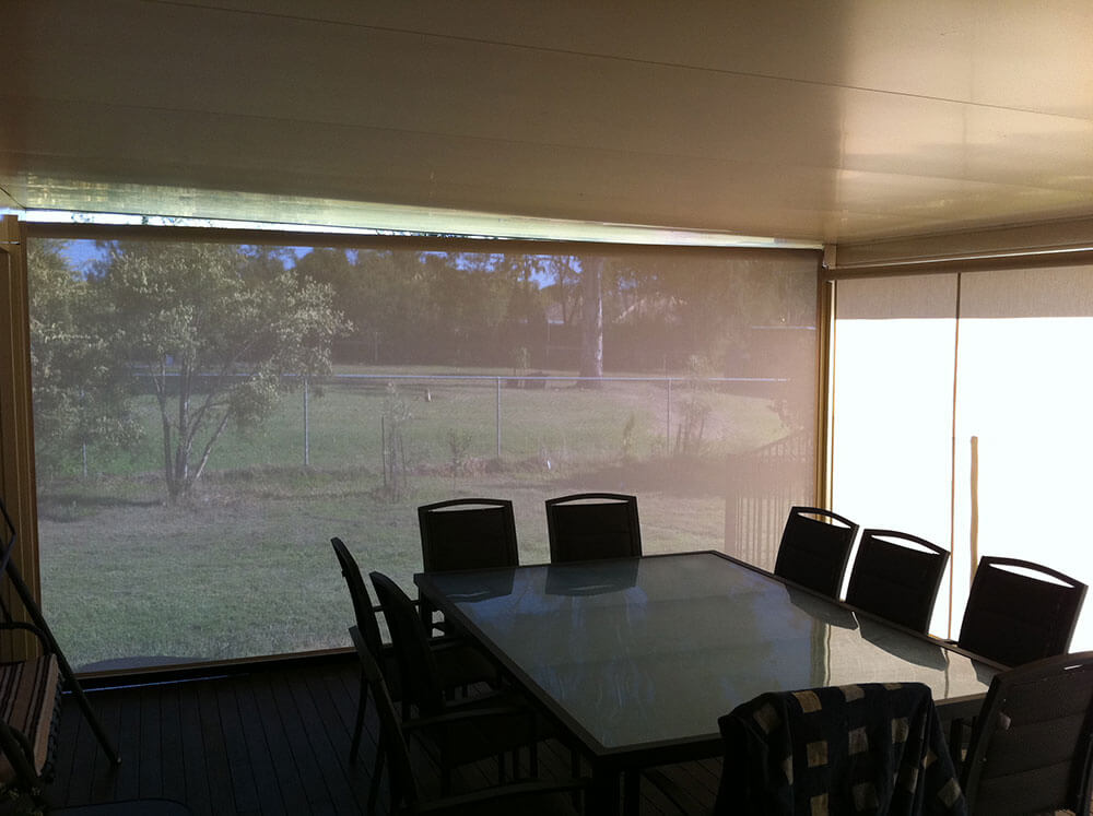 Outdoor Patio Screens Brisbane