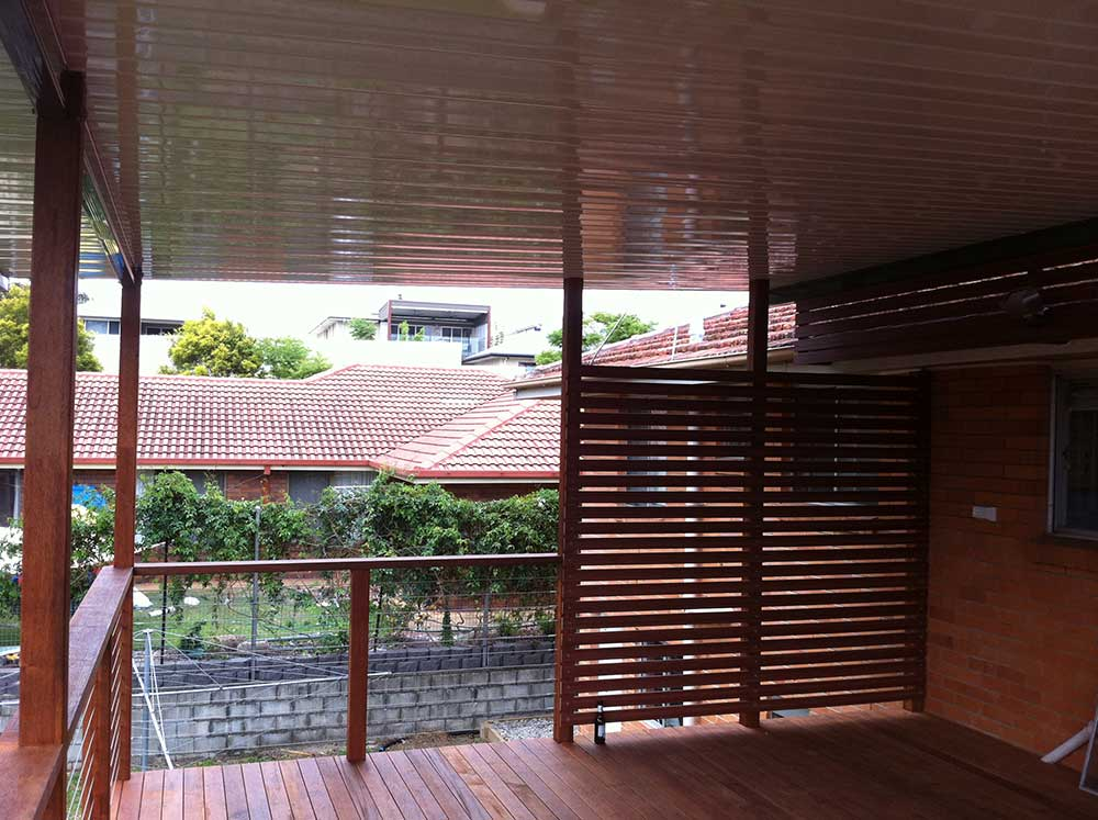 Timber Deck with Flyover Brisbane