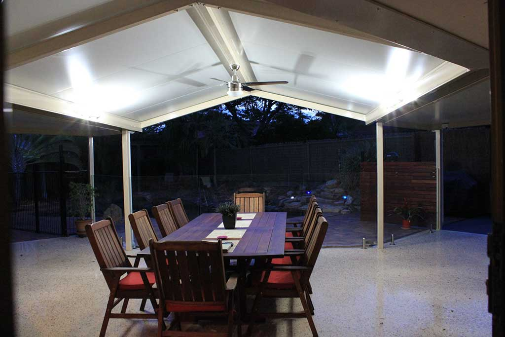 Outdoor Gable Patio Brisbane