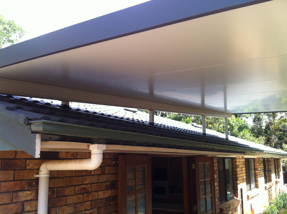 Insulated Flyover Patio