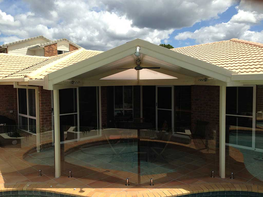 Gable Roofing QLD