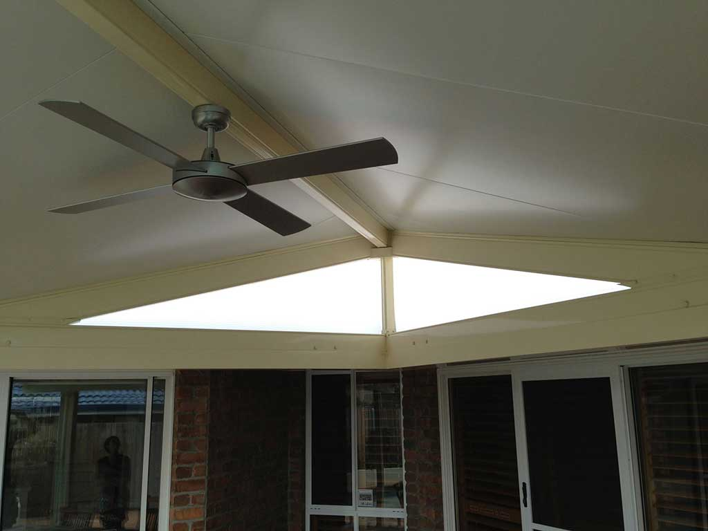 Indoor Gable Roofing QLD