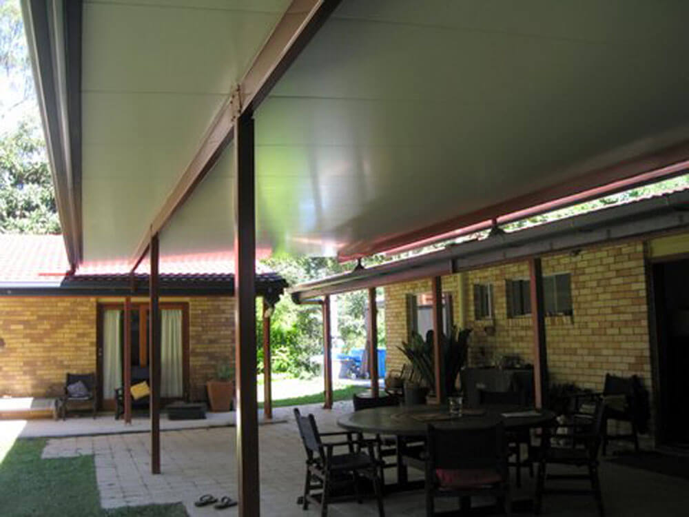Insulated Flyover Patio Roof Brisbane