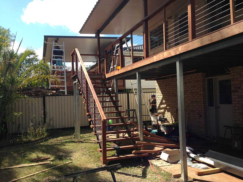 Patio Construction Brisbane