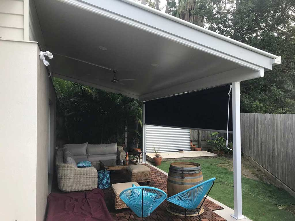 Insulated Patio Brisbane