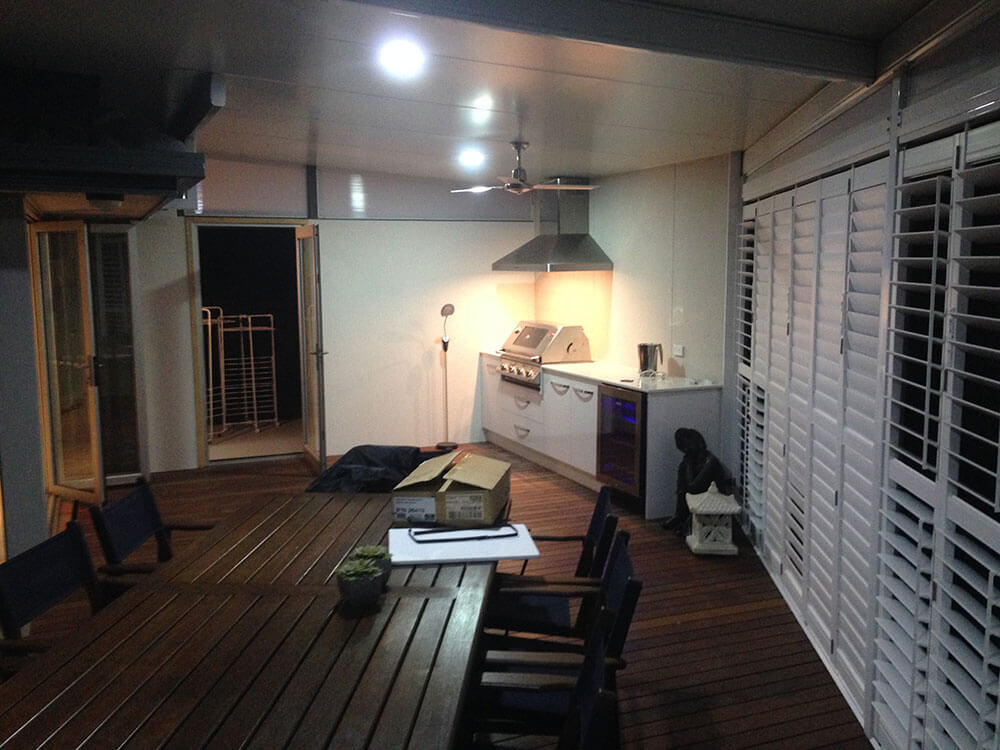 Enclosed Decks Brisbane