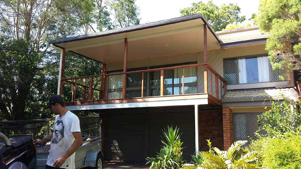 Timber Deck Design Brisbane