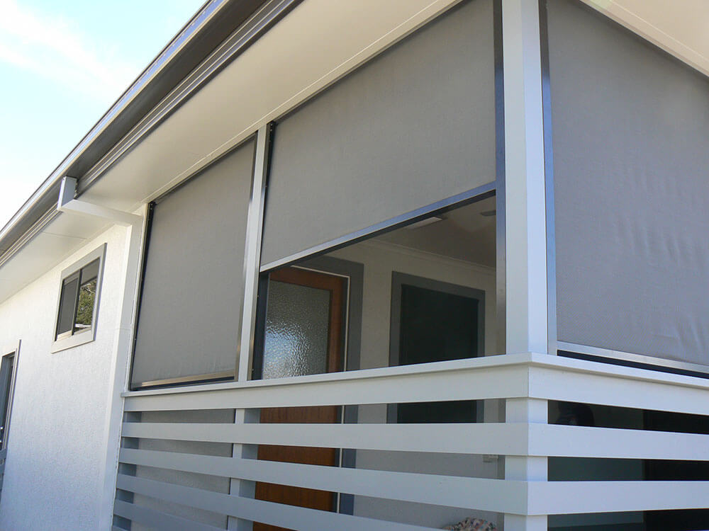Outdoor Patio Screens Sunshine Coast