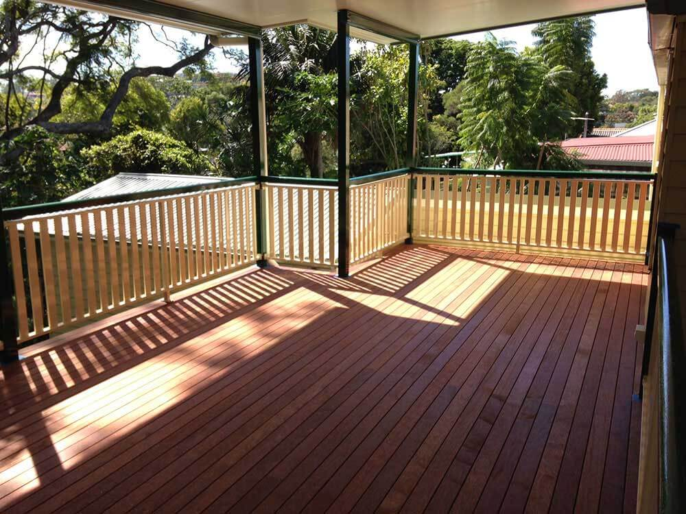Outdoor Brisbane Timber Decks
