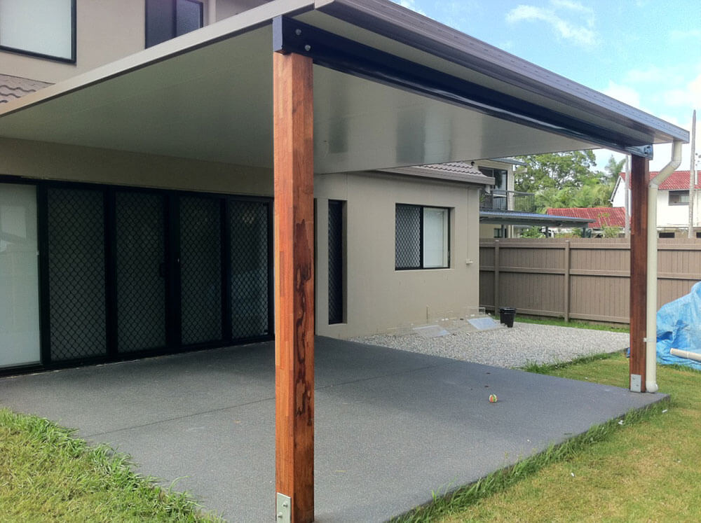 Clayton Compressed Outdoor Patios Brisbane