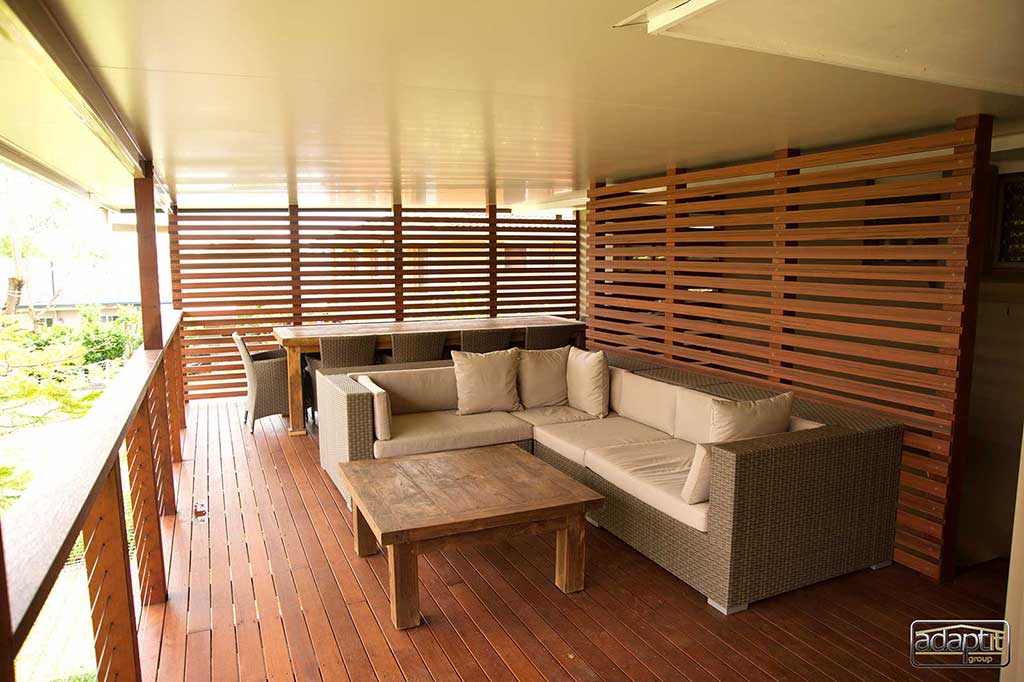 Timber Deck Design