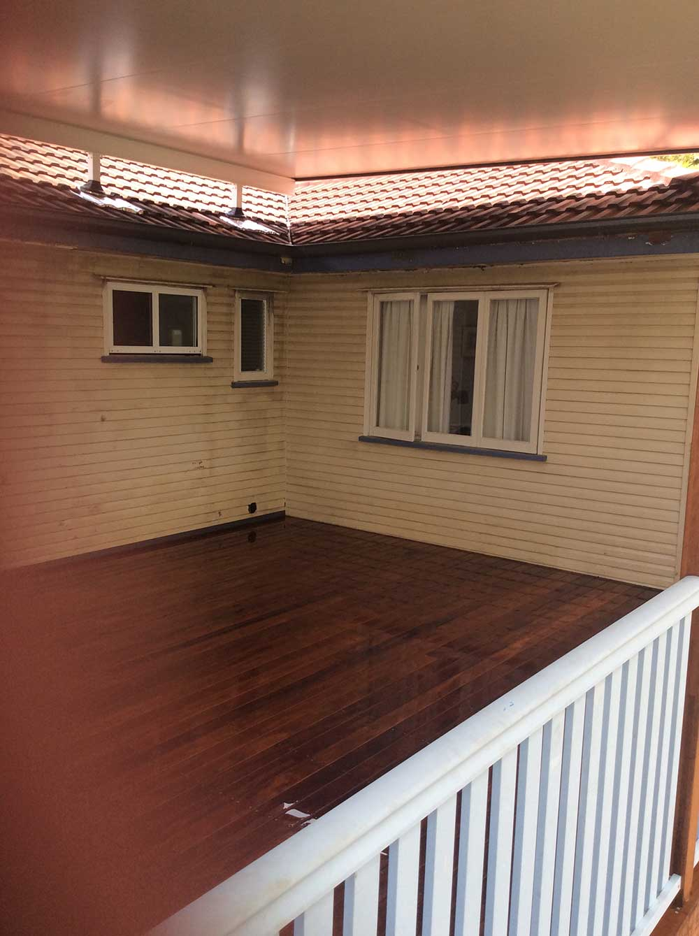 Timber Deck Brisbane