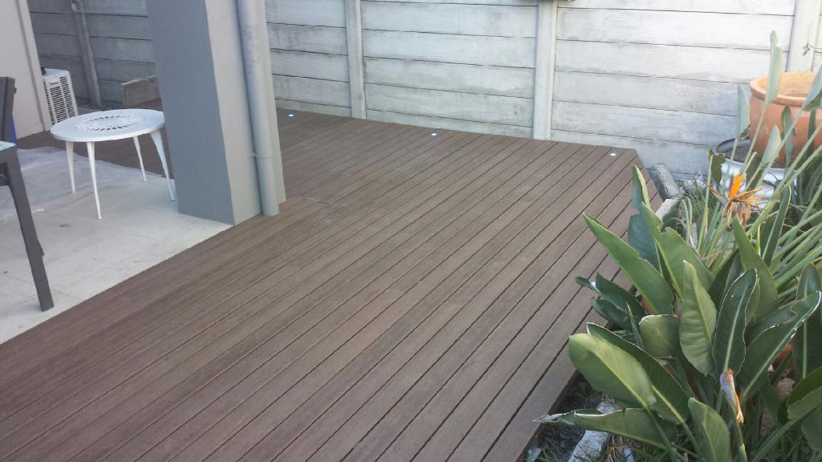 Floating Timber Decks Brisbane