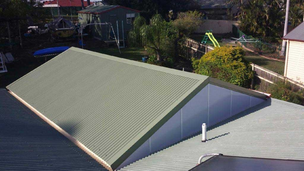 Gable Roof Brisbane