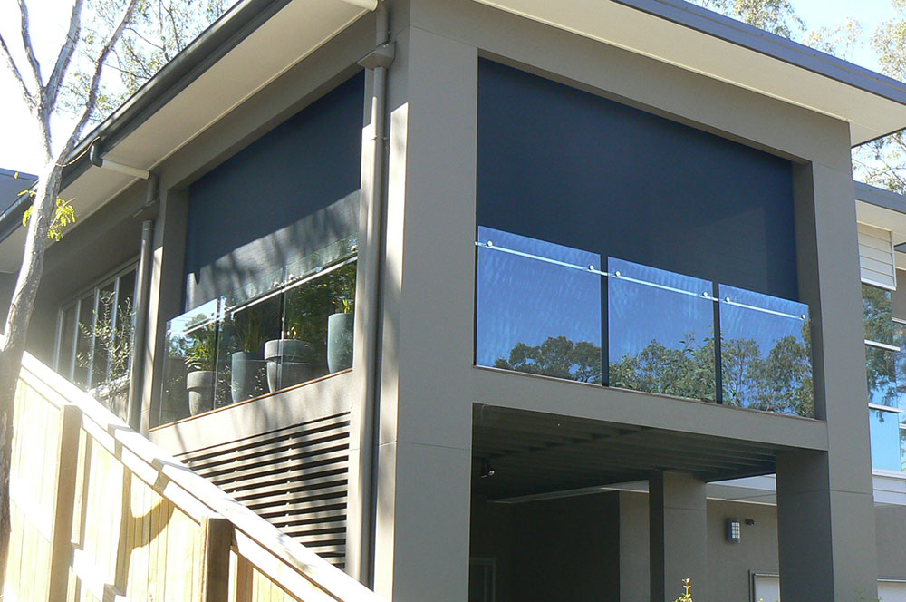 Patio Blinds Enclosure Brisbane