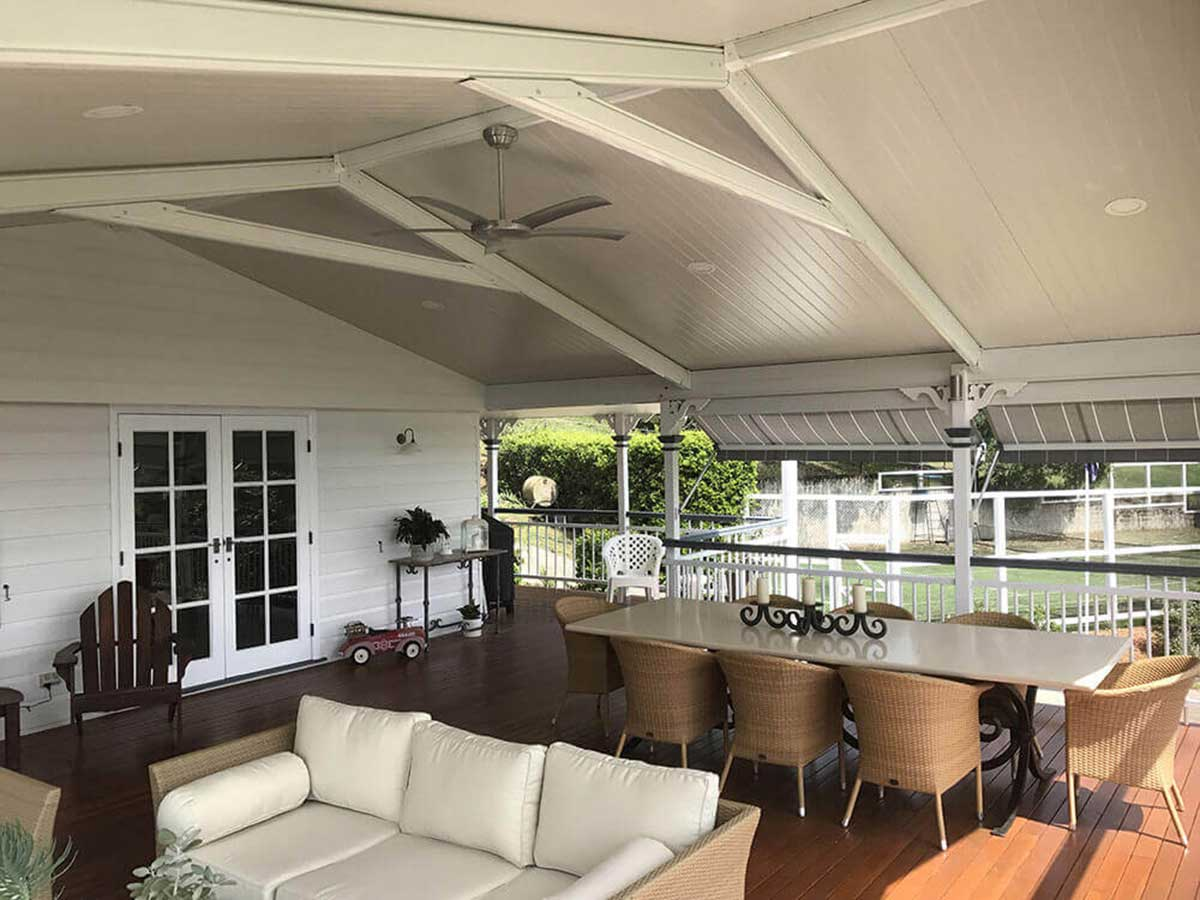 Gable Patio CoolDeck Brisbane